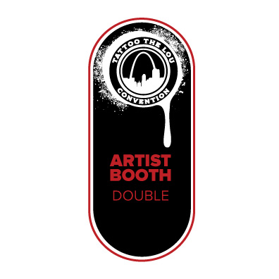 Tattoo Booth Double [ 4 Artists ]