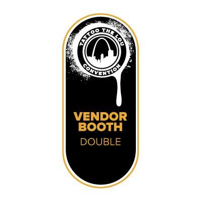 Vendor Booth Double [ 4 vendors ]