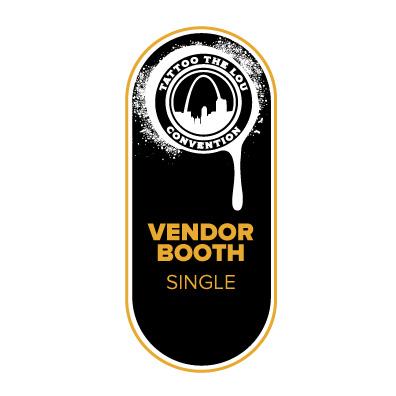Vendor Booth Single [ 2 vendors]