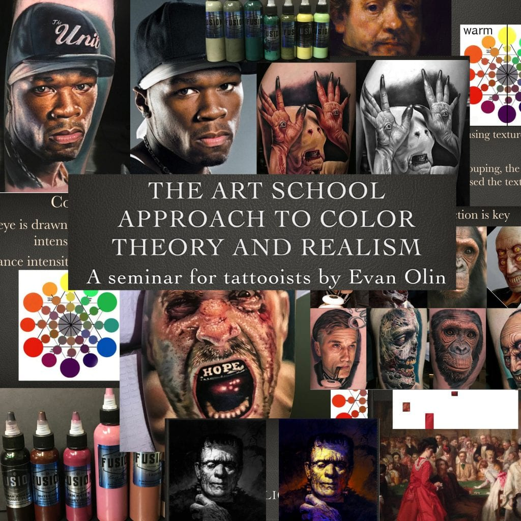 Color Theory and Realism